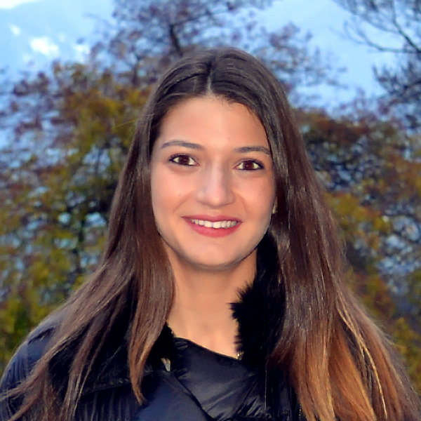 MAJEDA DAKKAK, Jordanian, Double Major in Communication and Media Studies and Comparative Literary and Cultural Studies with a minor in International Management