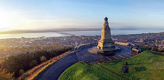 Dundee is a wonderful place to live